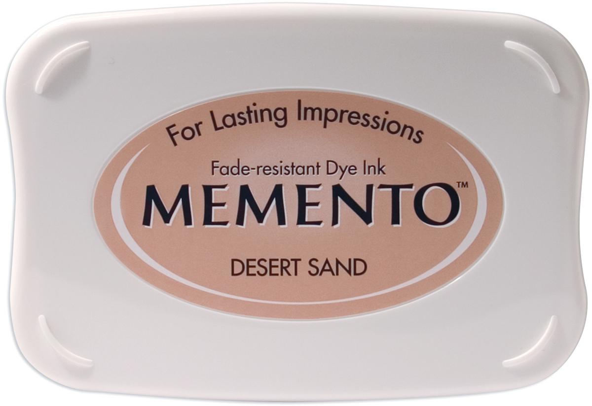 DESERT SAND-MEMENTO INKPAD