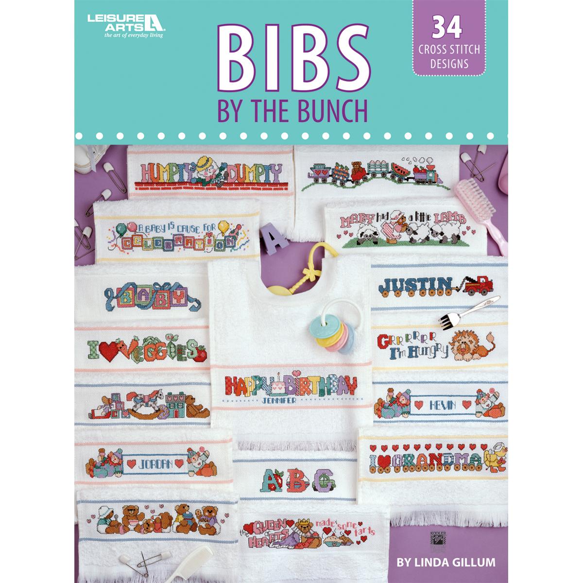 Bibs by the Bunch Cross Stitch