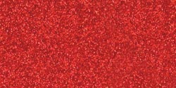 Glitter Cardstock - Red