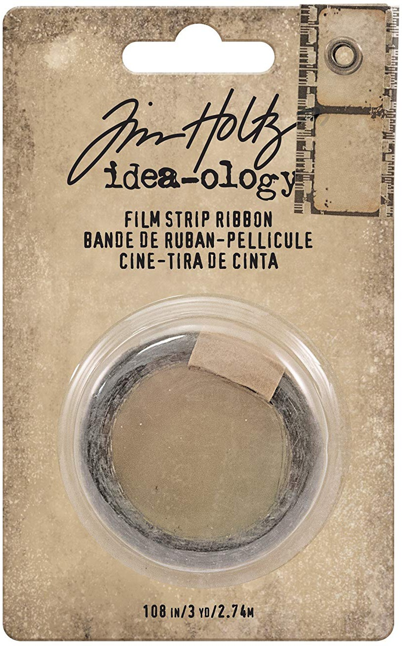 Idea-Ology Film Strip Ribbon 3yd-Transparent