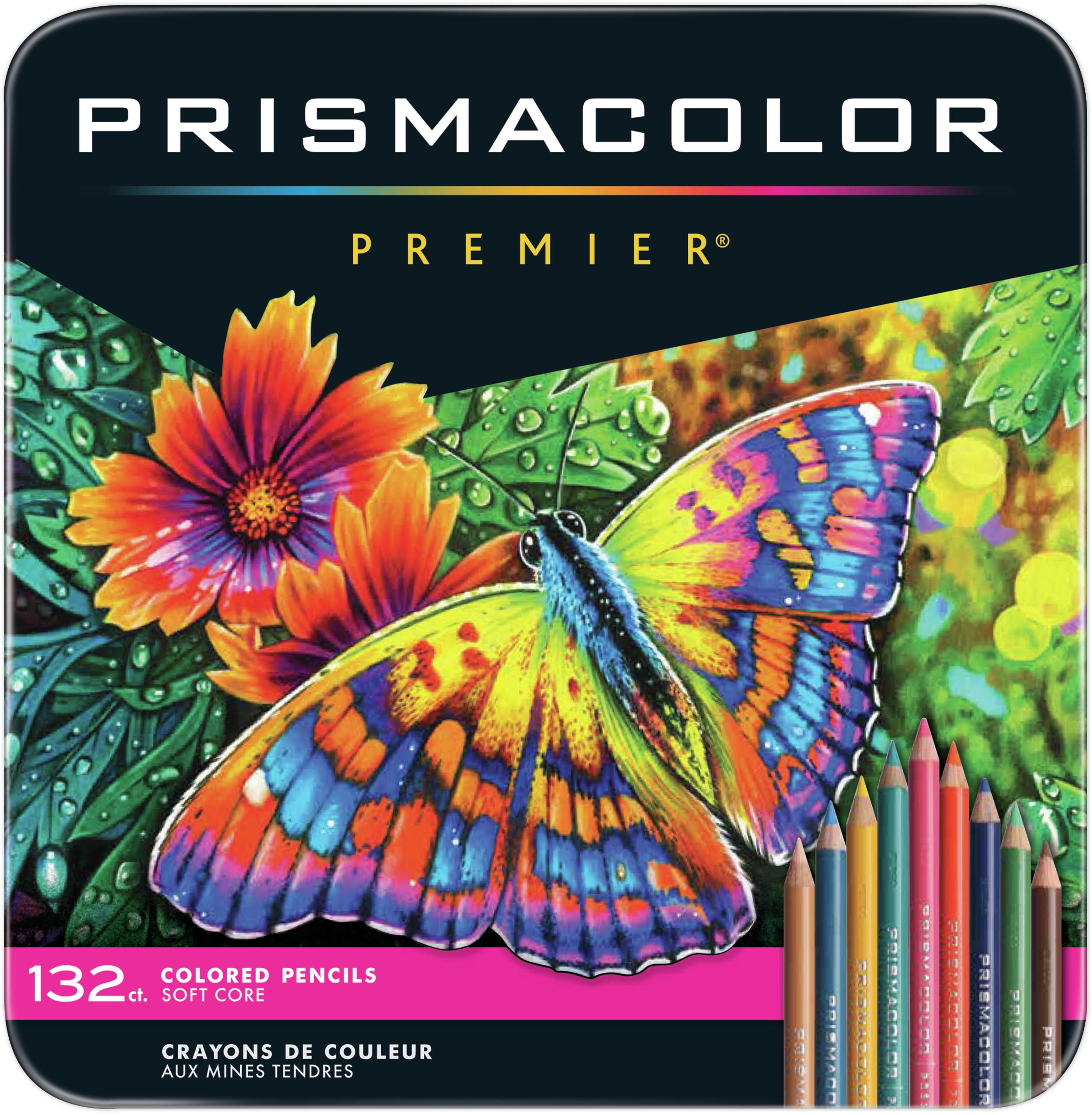 PRISMACOLOR PENCIL SET 132