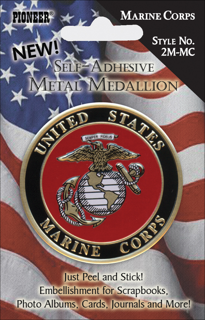 Marine Medal Medallion