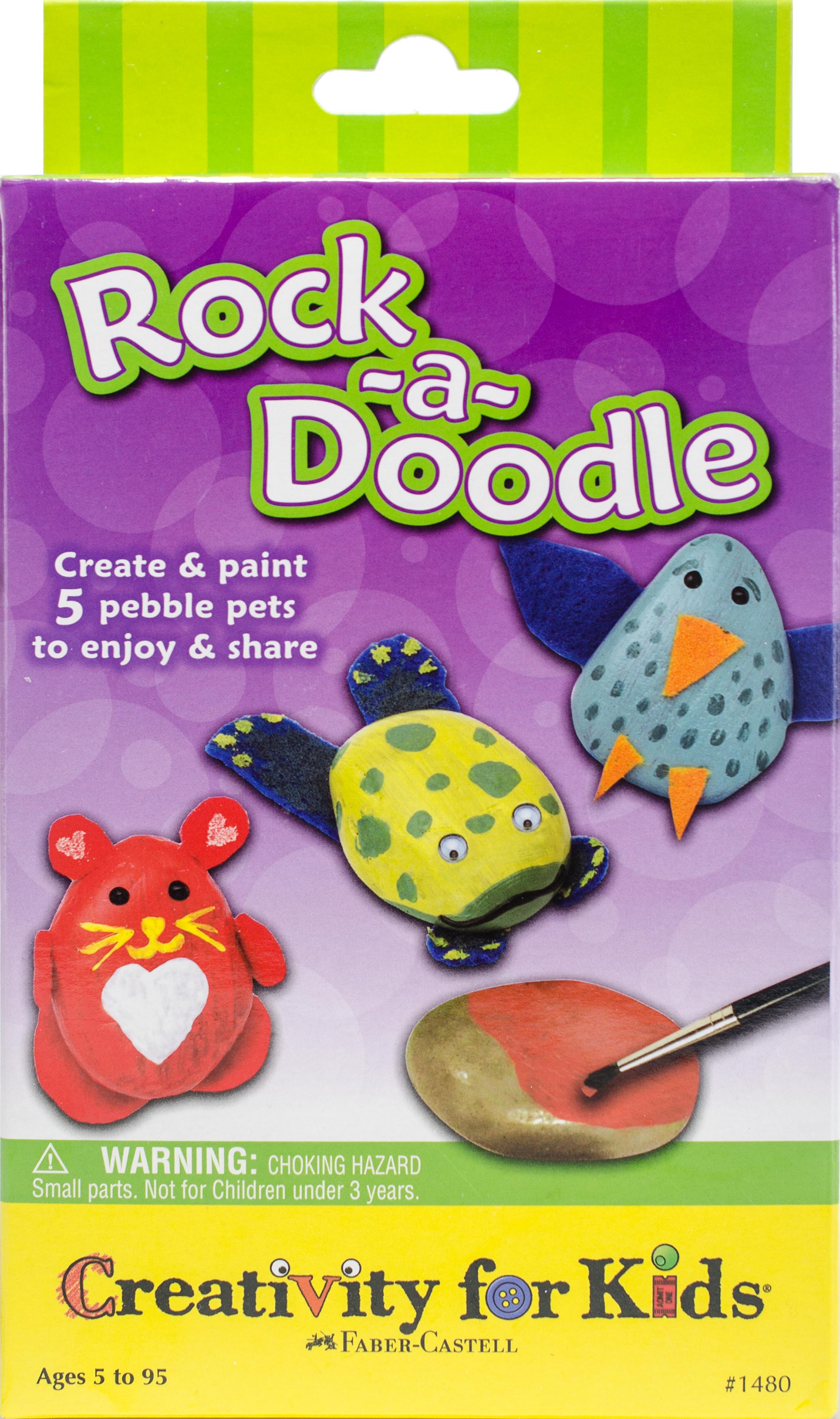 Rock Doodl-Creativity Kits