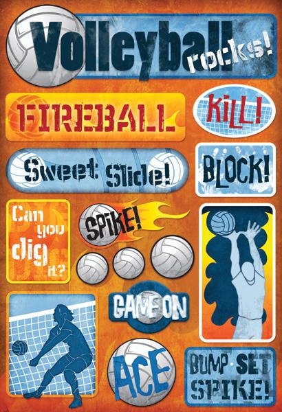 Karen Foster Volleyball