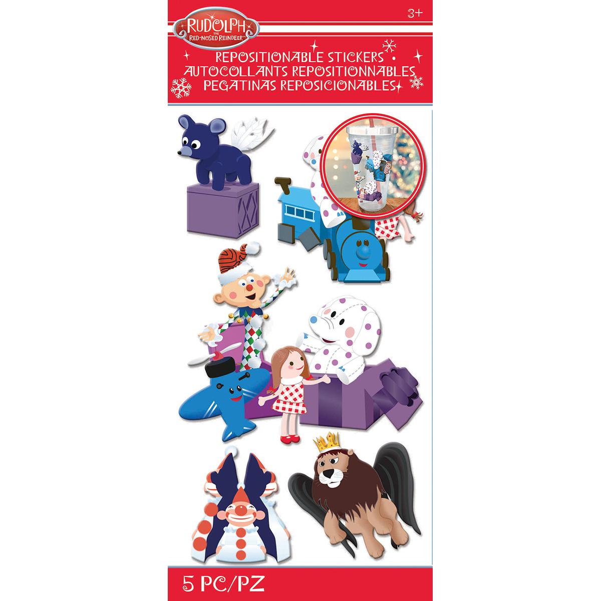Rudolph Christmas Toys