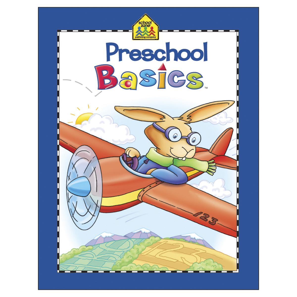 Basics Workbook-Preschool - Ages 3-5