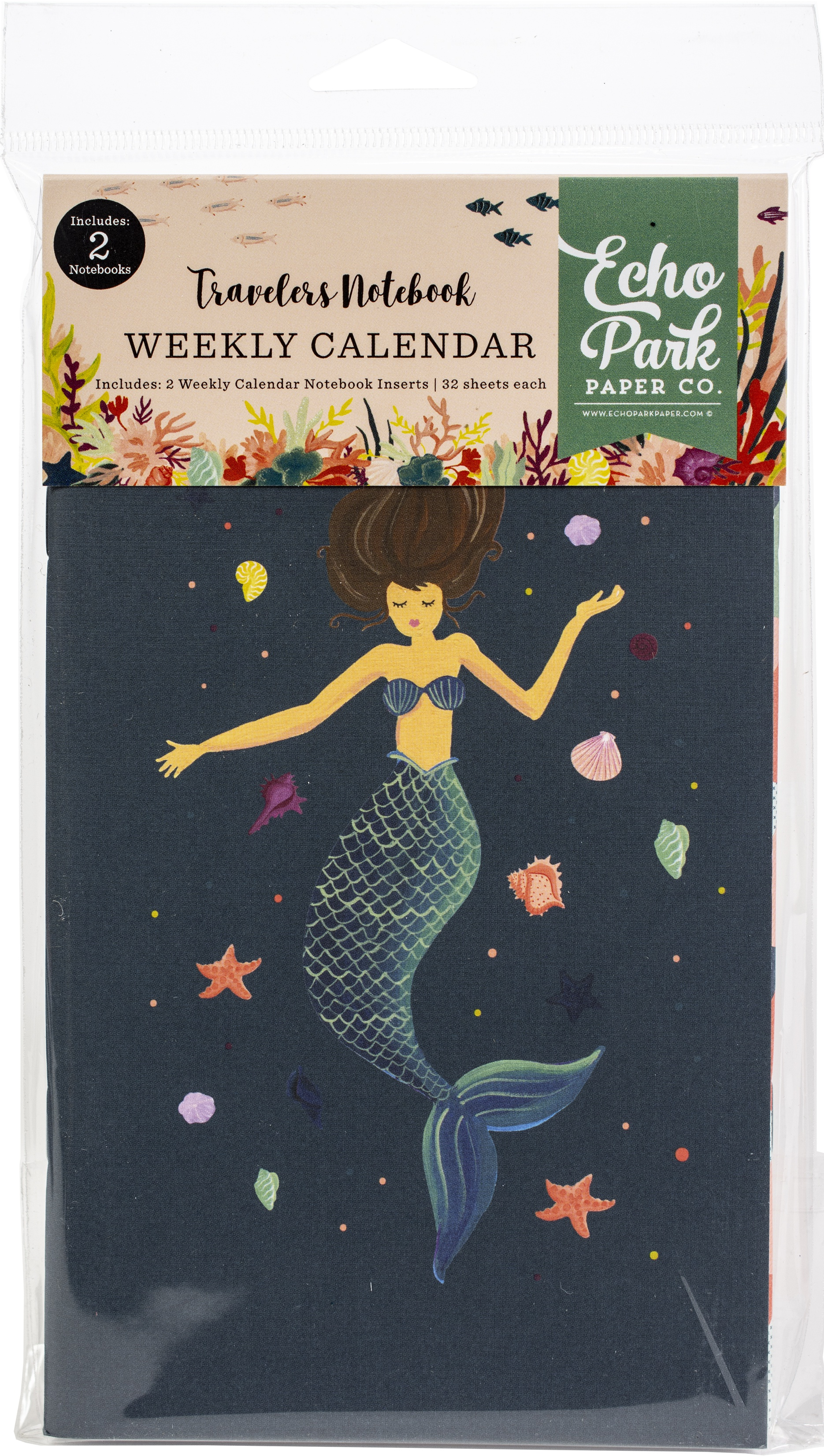 Mermaid Travelers NB Calendar