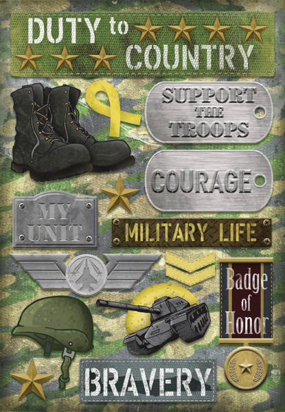 Military Duty To Country