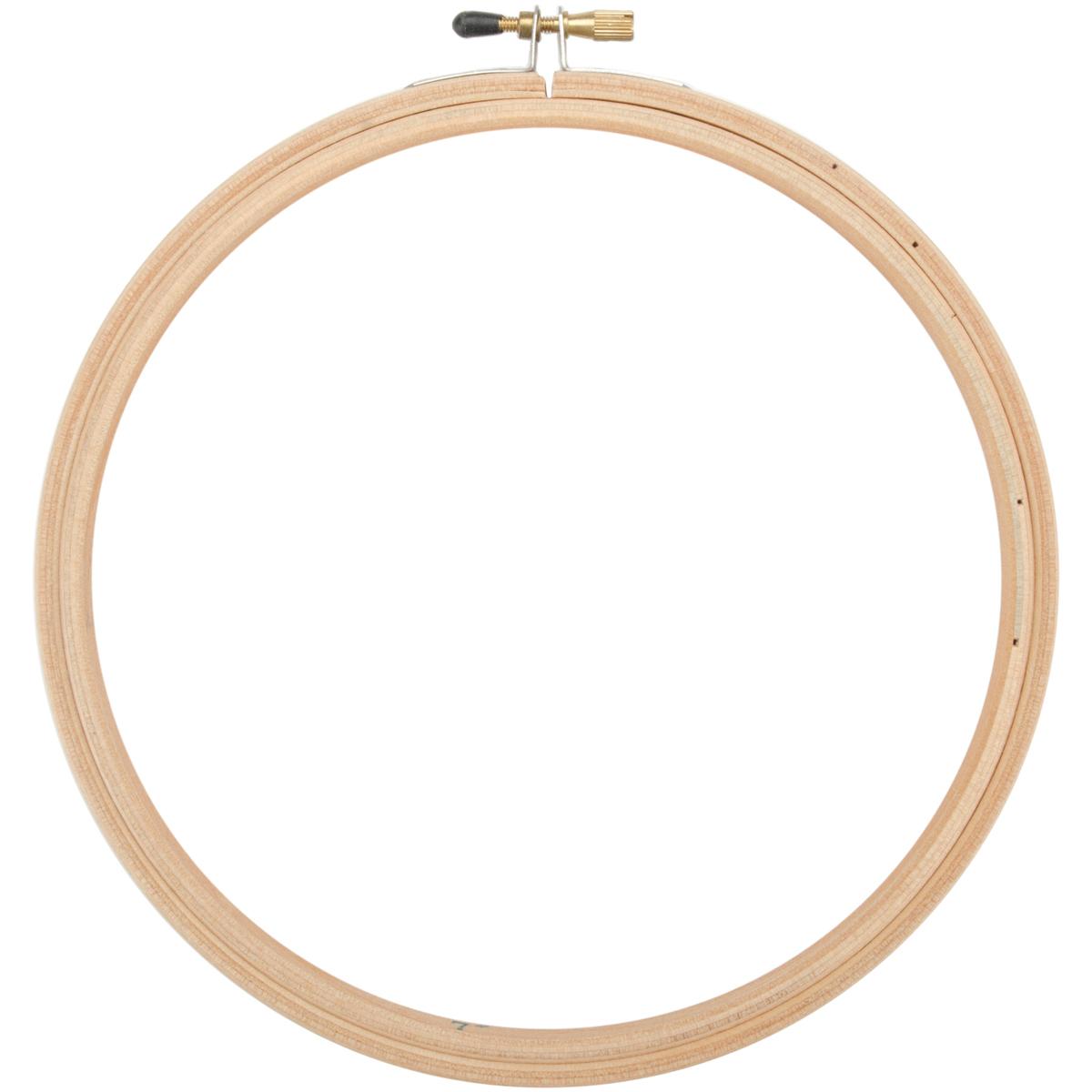 7 Wood Hoop