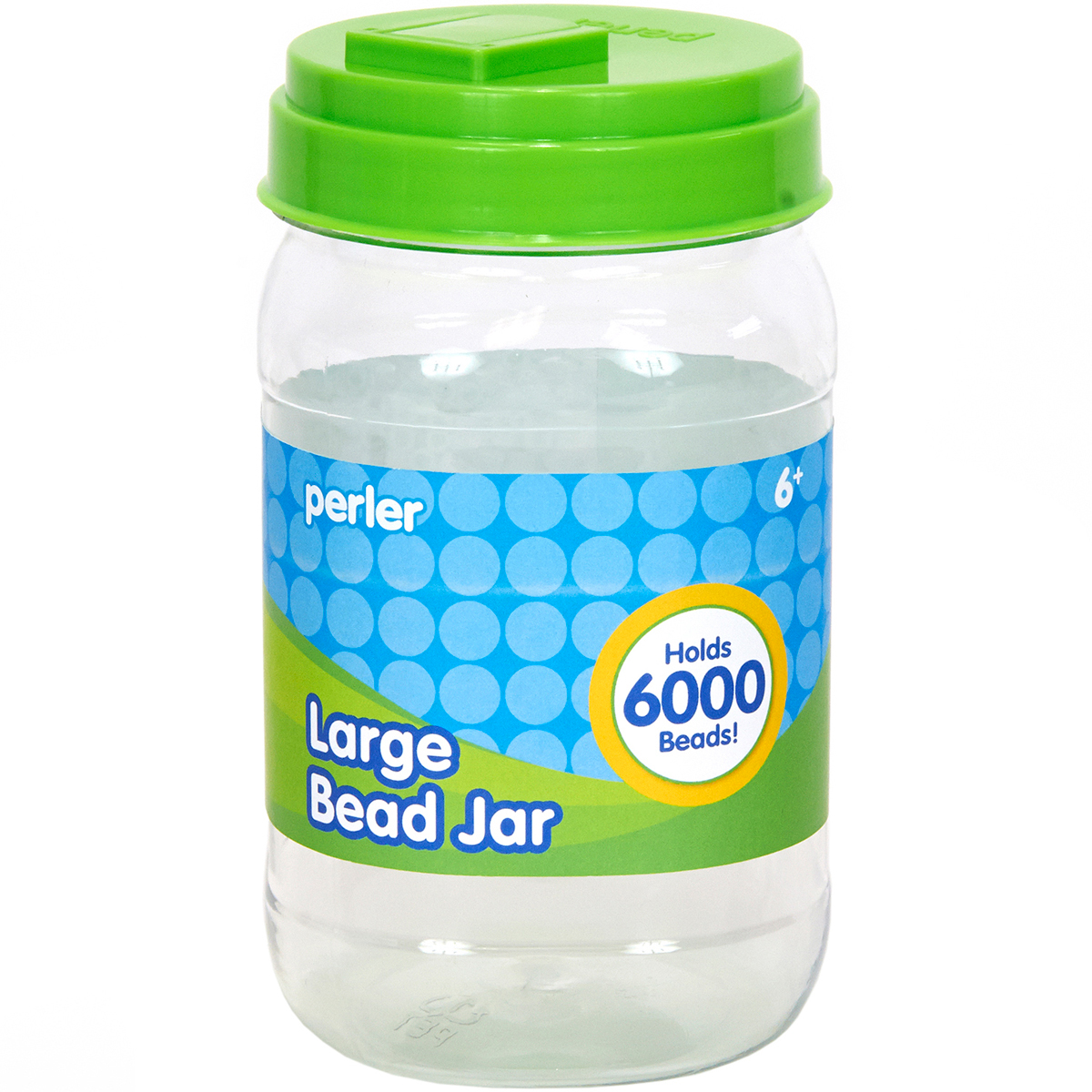 Large Perler Storage Container-Holds 6,000 Beads