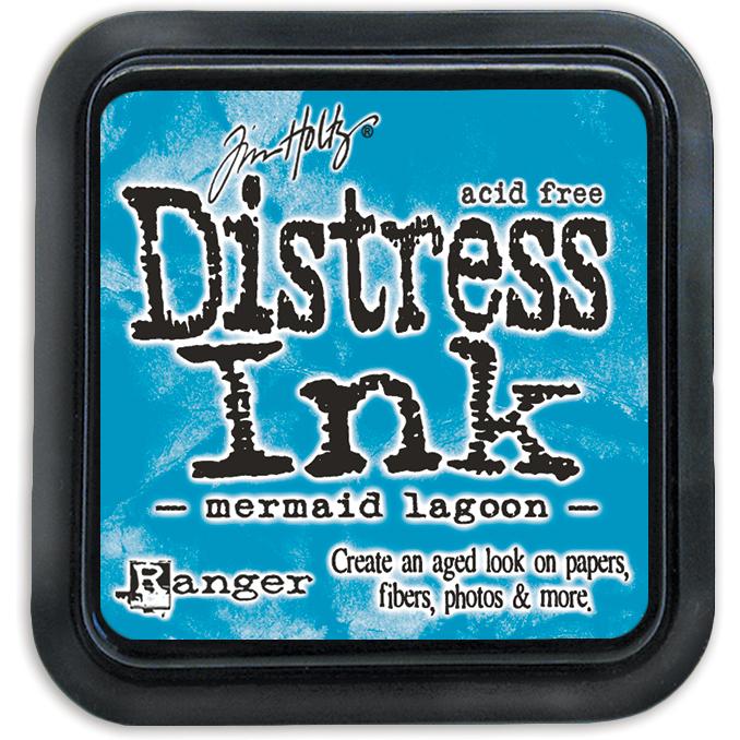 Tim Holtz Distress Ink Pad-Mermaid Lagoon