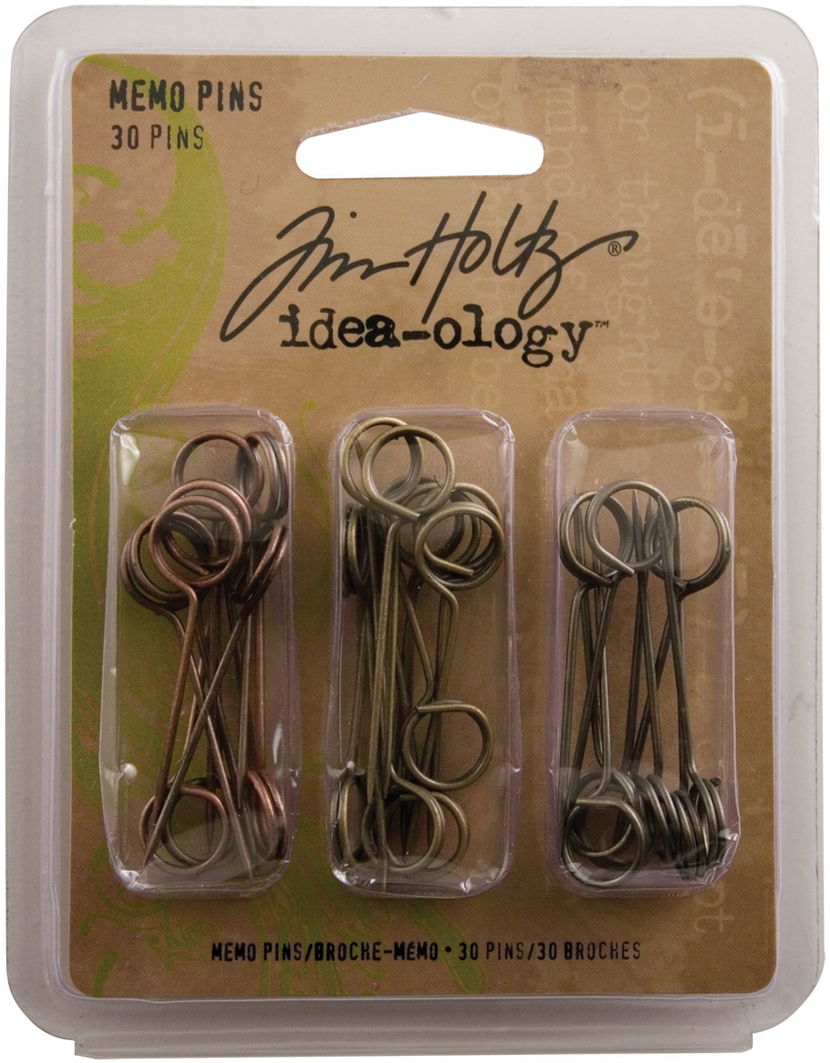 Idea-ology Memo Pins