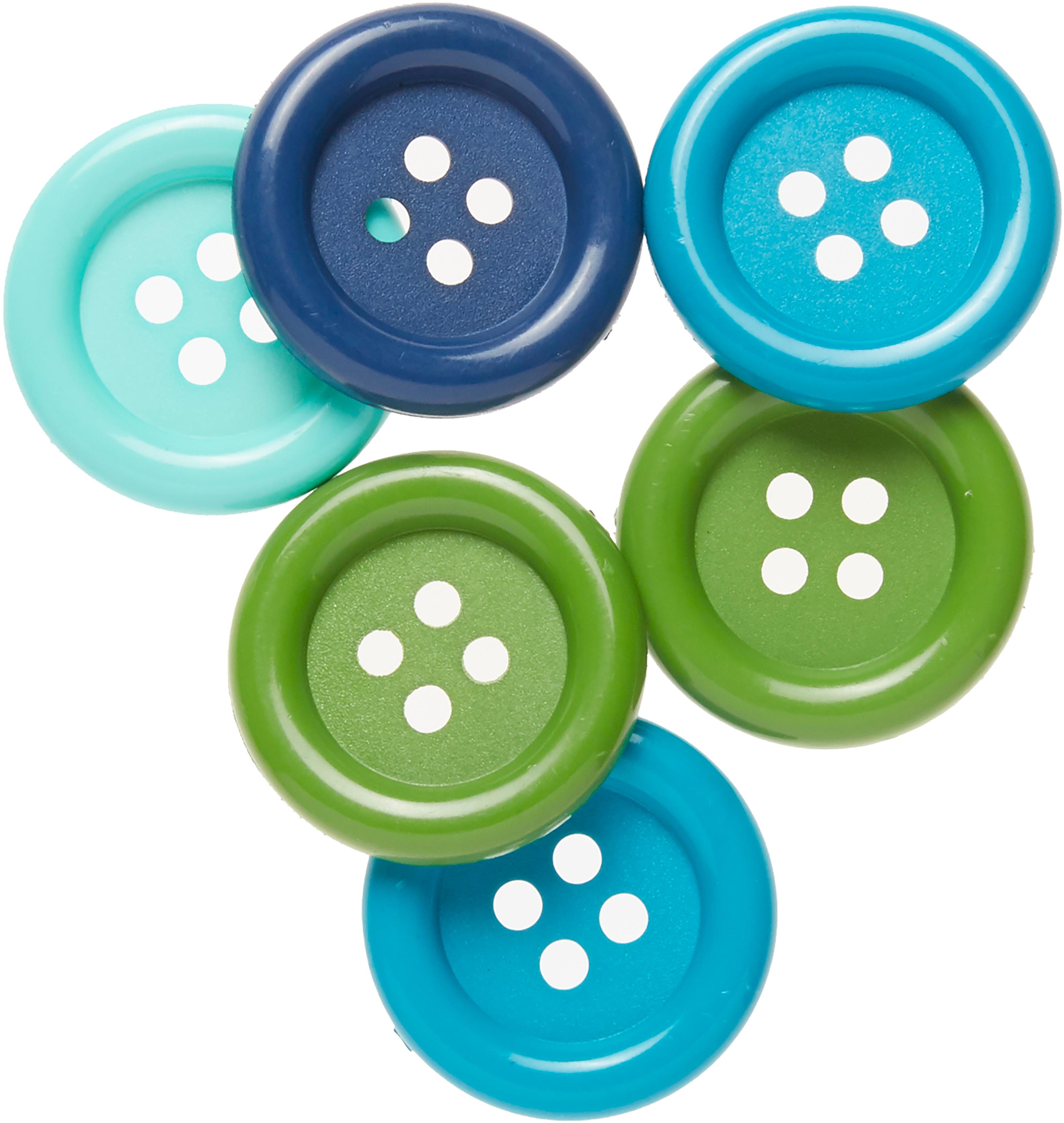 Favorite Findings Buttons - Ocean