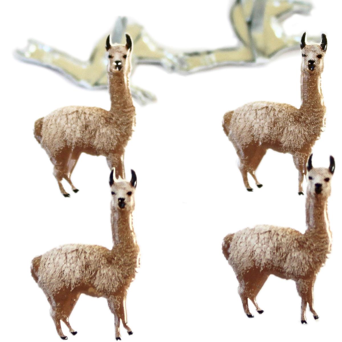 Llama Brads
