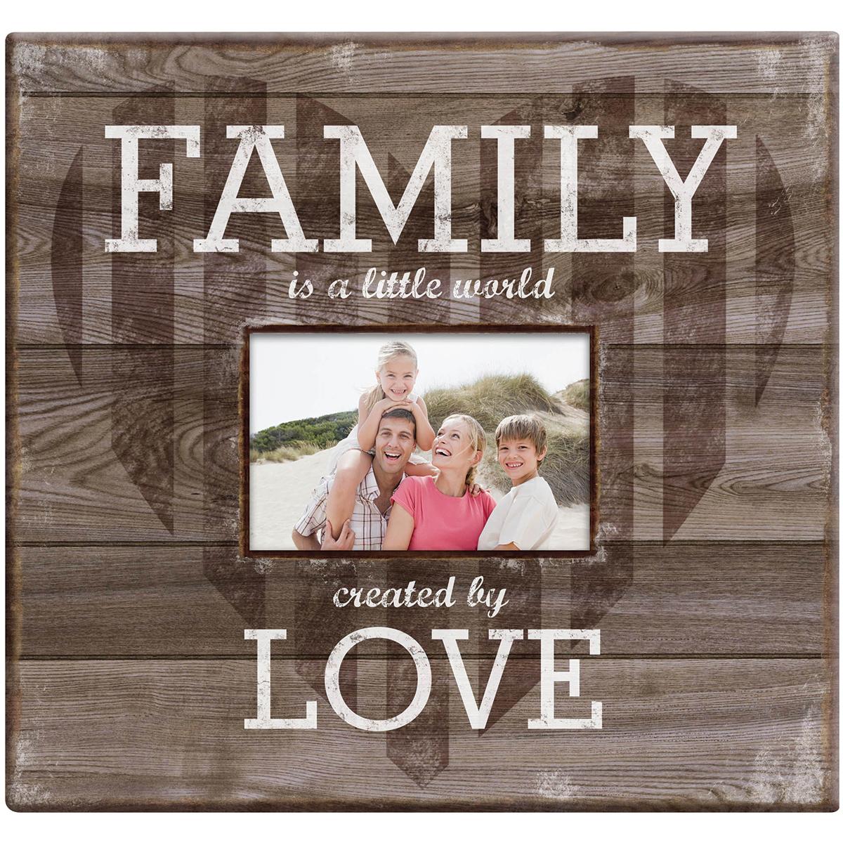 MBI Family Love Post Bound Album W/Window 12X12 - Family Love