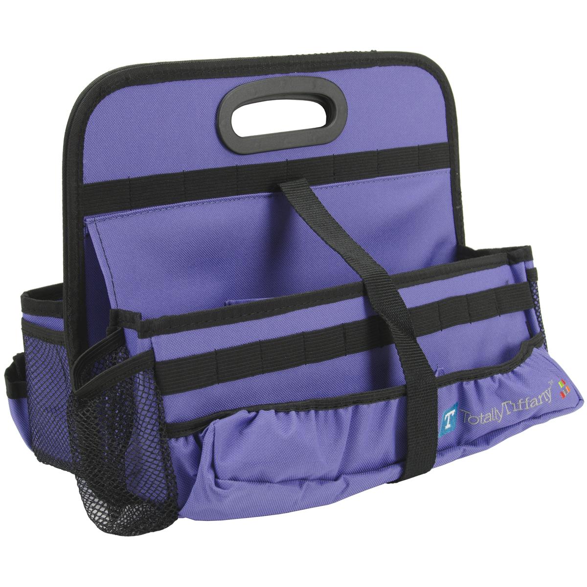 Totally-Tiffany Ditto Desktop Organizer-Purple
