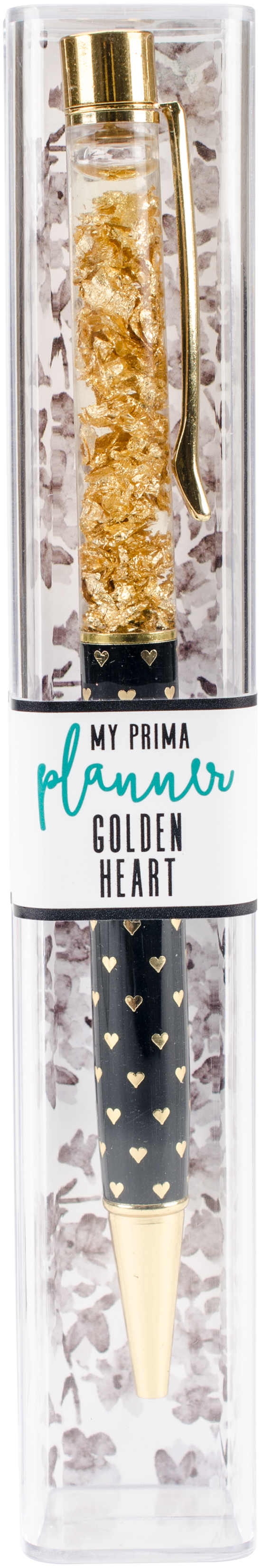 Prima Planner Golden Heart