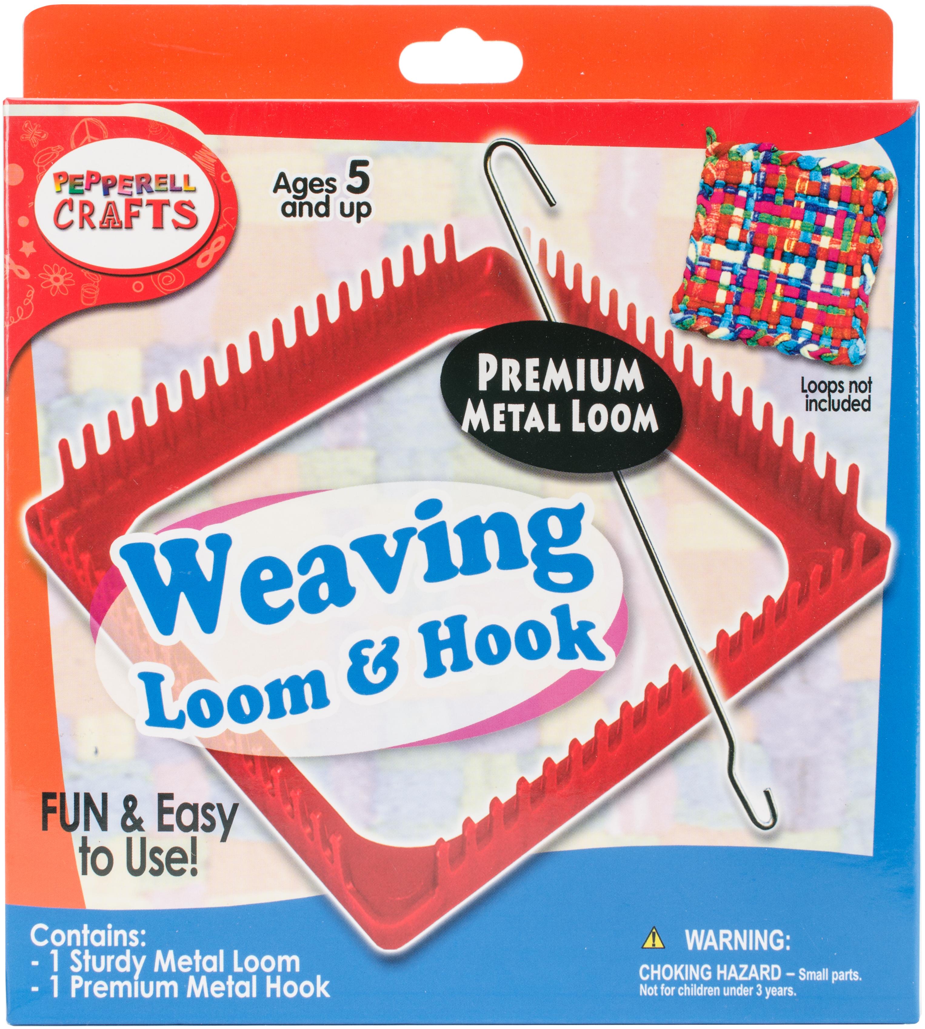 Metal Loom and Hook