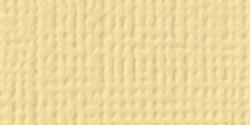 AC Cardstock - Butter, 5/pkg - Textured, 12x12