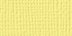 AC Cardstock - Canary, 5/pkg - Textured 12x12