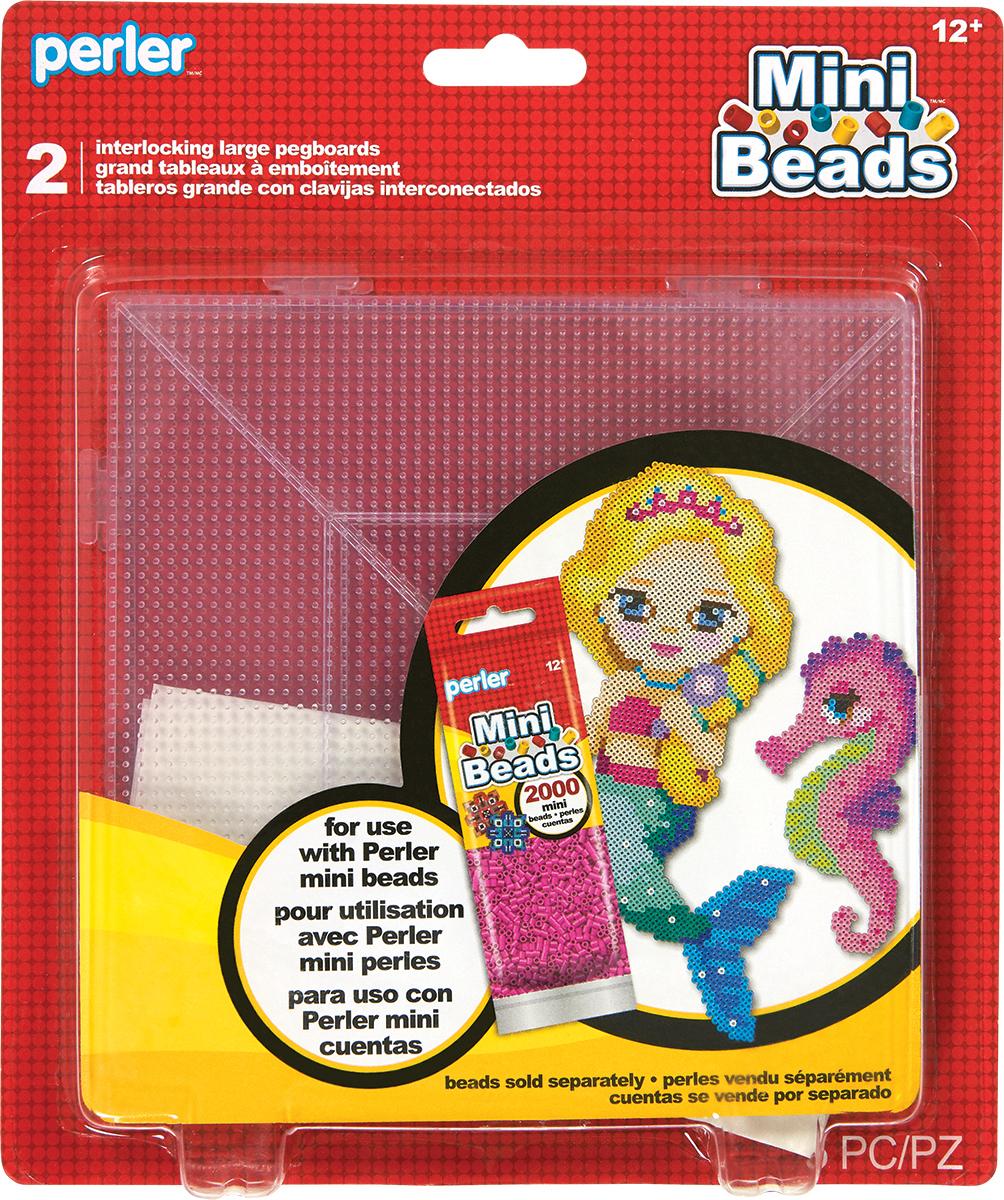 Perler Mini Large Peg Board-