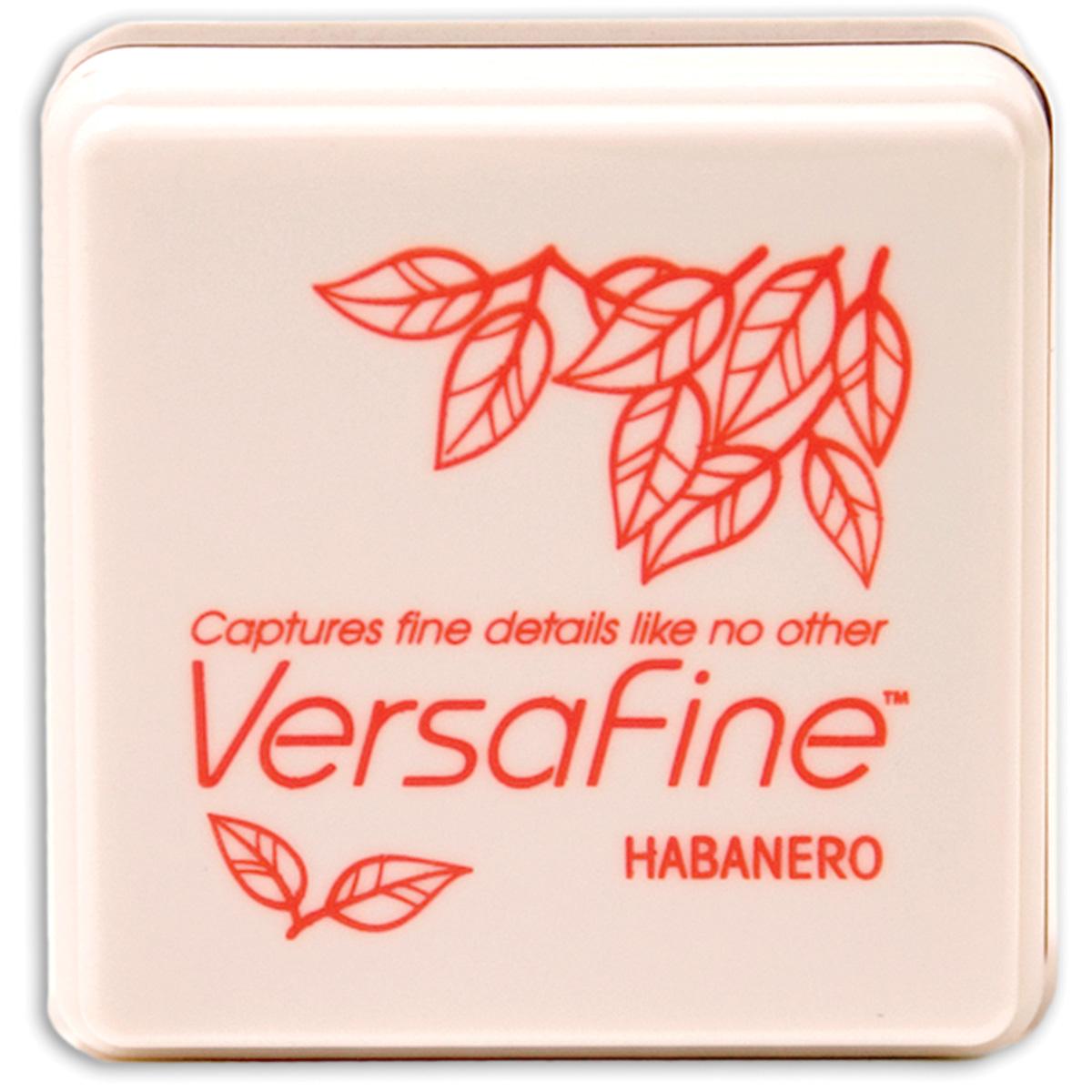VersaFine Pigment Mini Ink Pad-Habanero