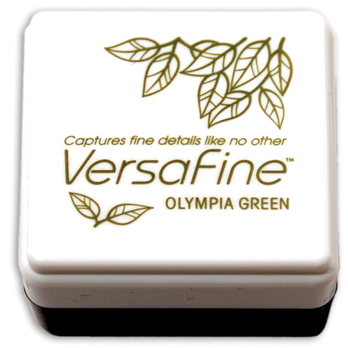 VersaFine Pigment Mini Ink Pad-Olympia Green