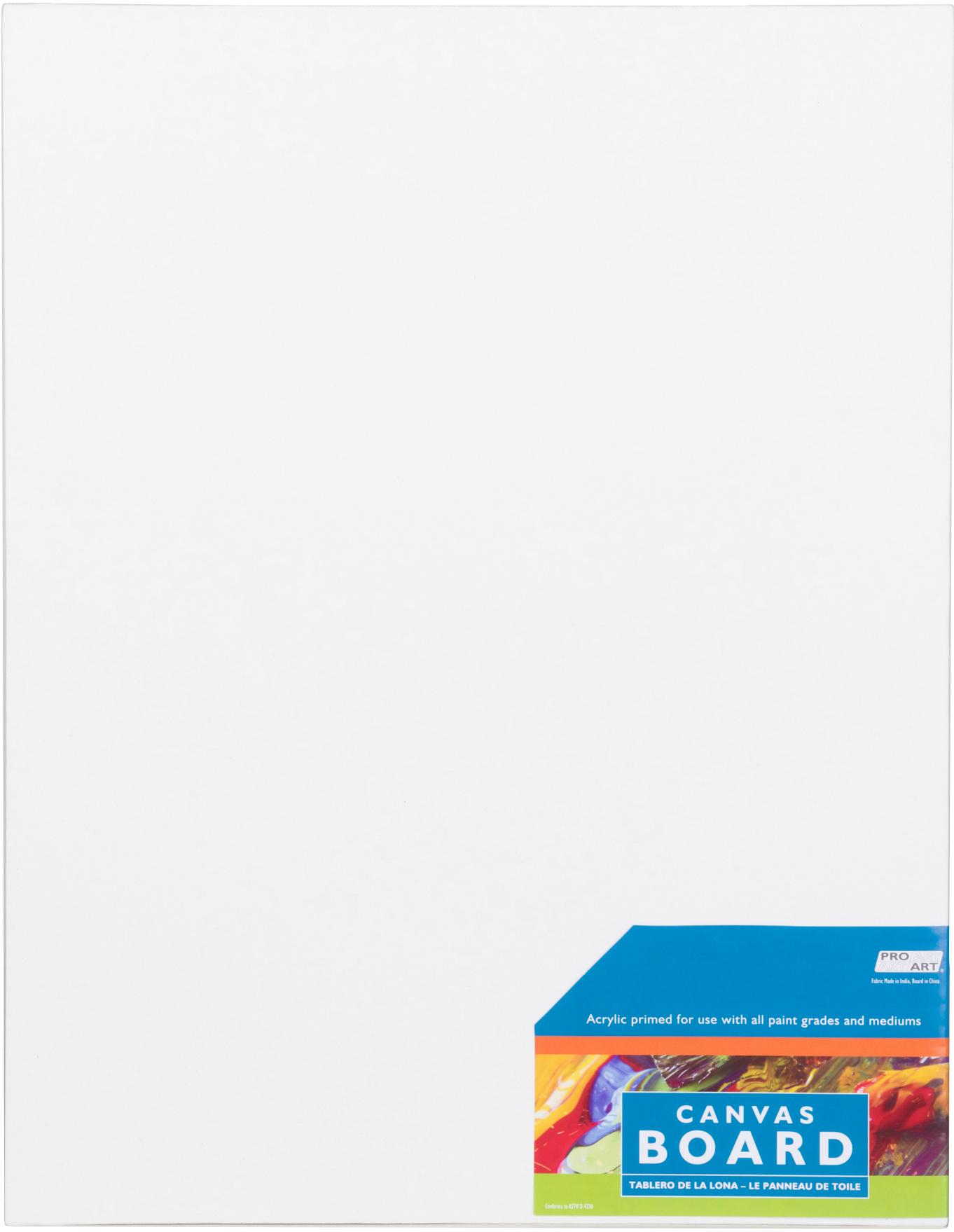 Pro Art Artist Canvas Panel-8X10