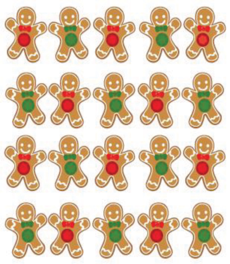 Jolee'S Gingerbread Repeats