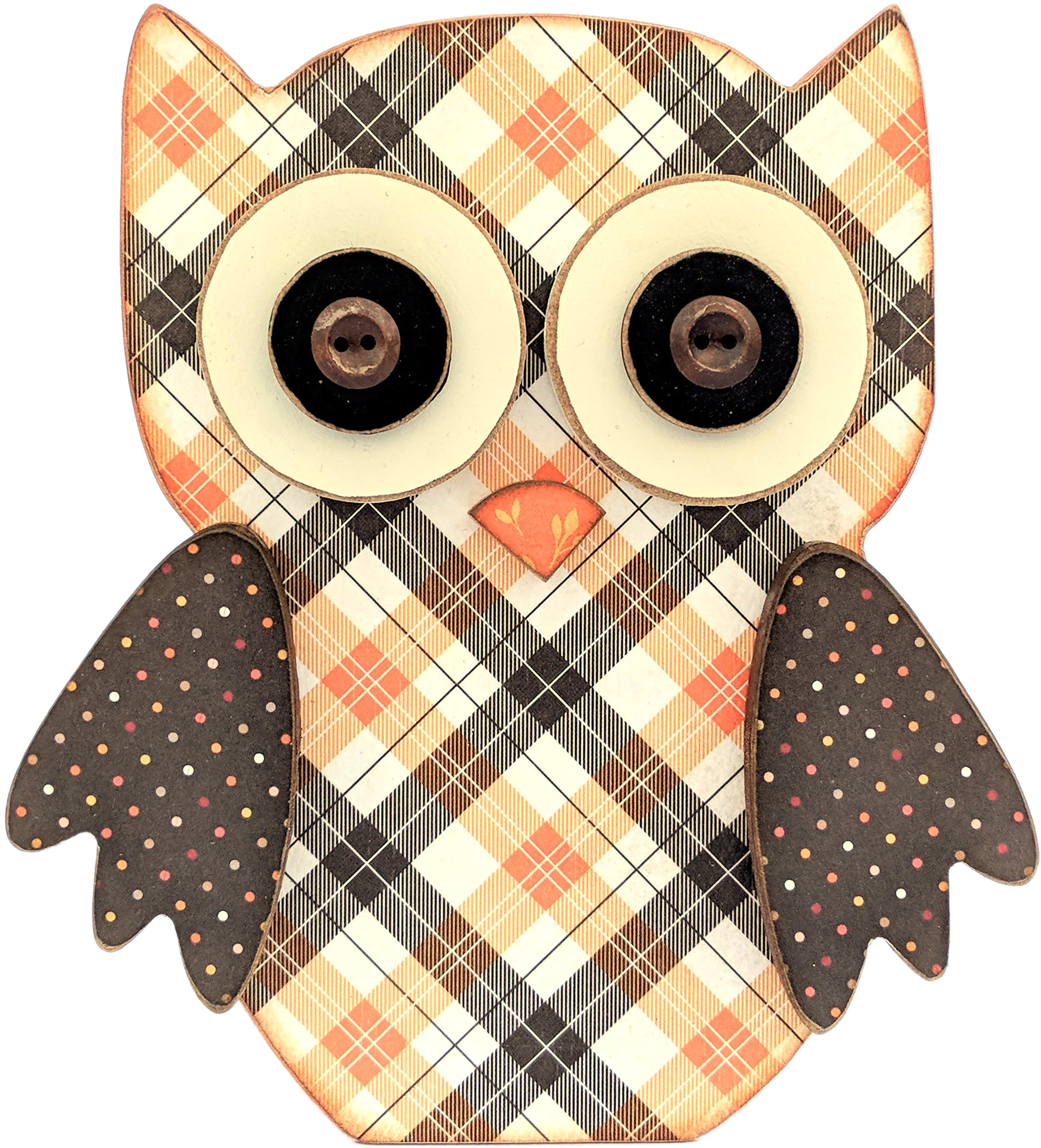 HOME DECOR - OWL