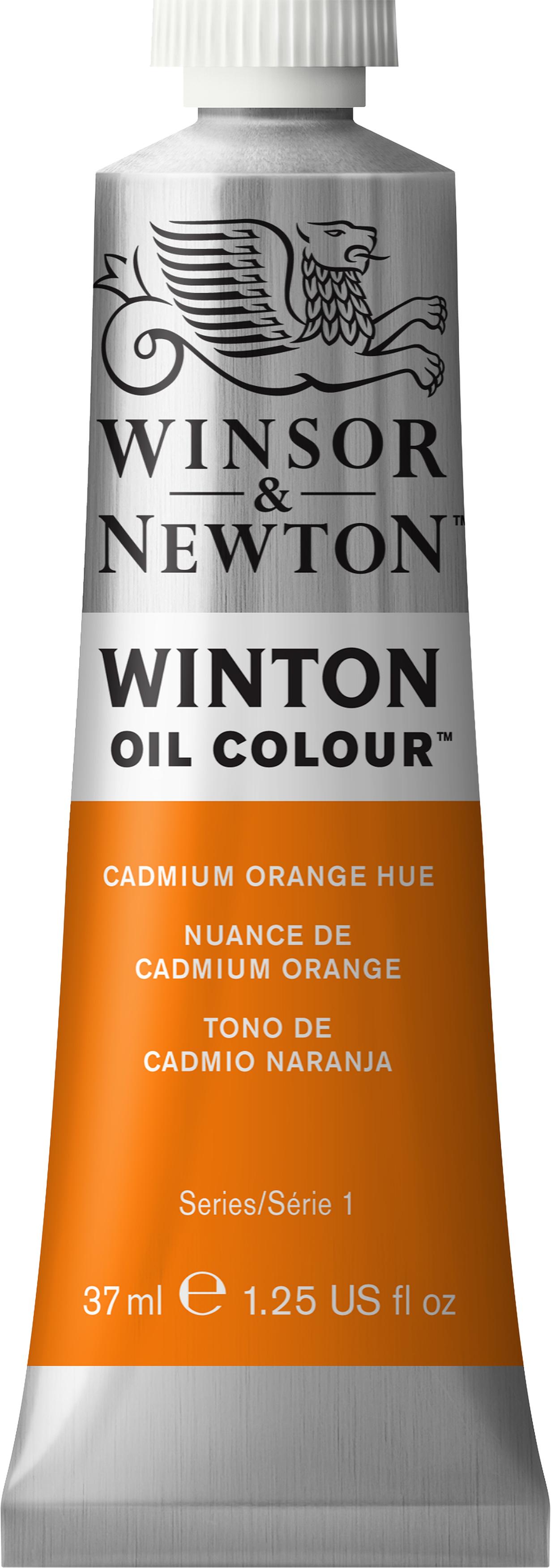 Winsor & Newton Winton Oil Colour 37ml - 33 COLORS