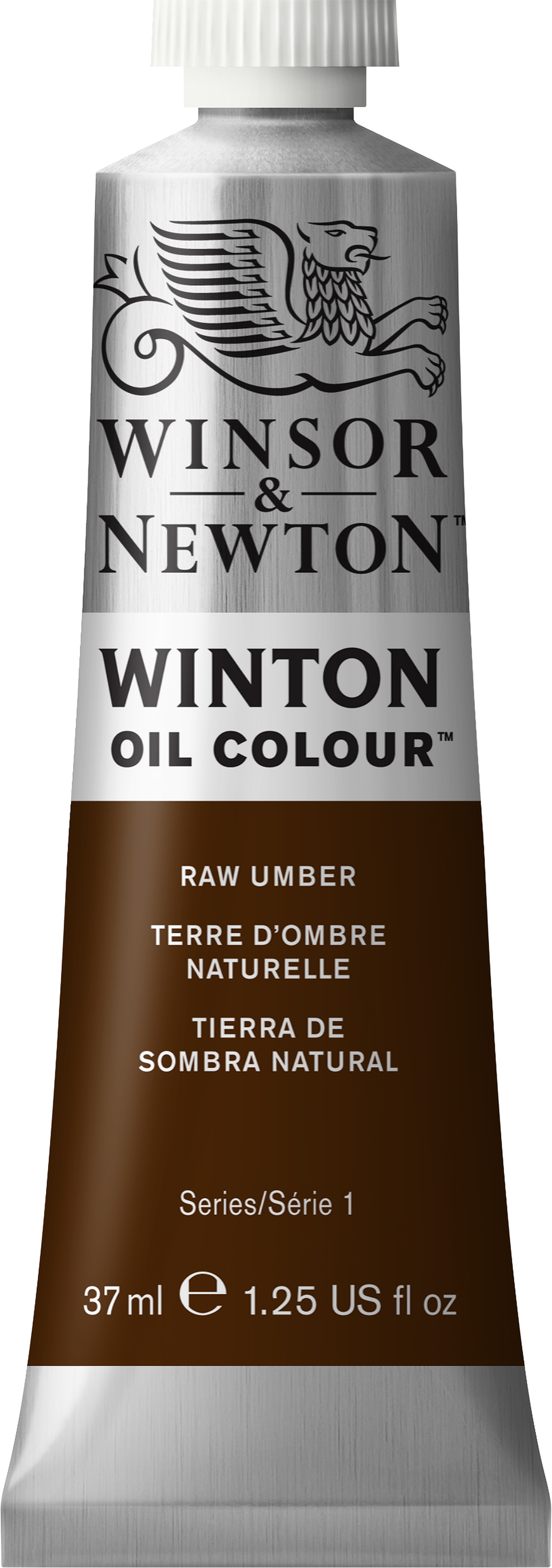 Winsor & Newton Winton Oil Colour 37ml-Raw Umber