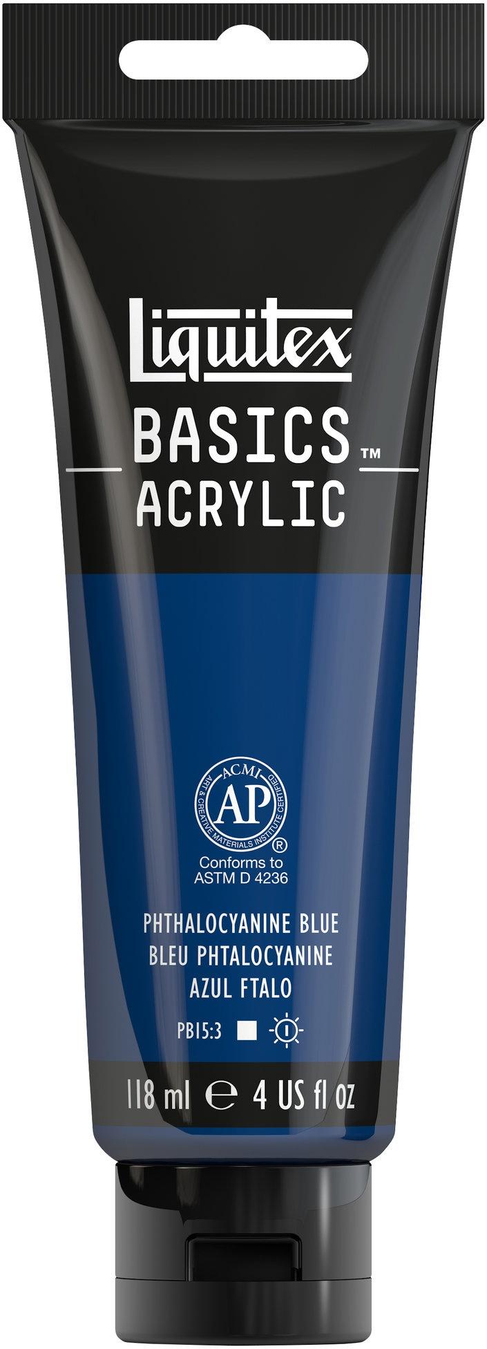 Basics Phthalocyanine Blue