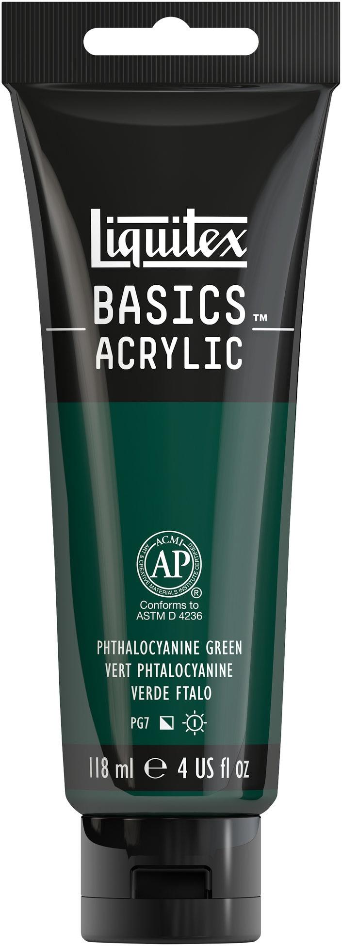 Basics Phthalocyanine Green