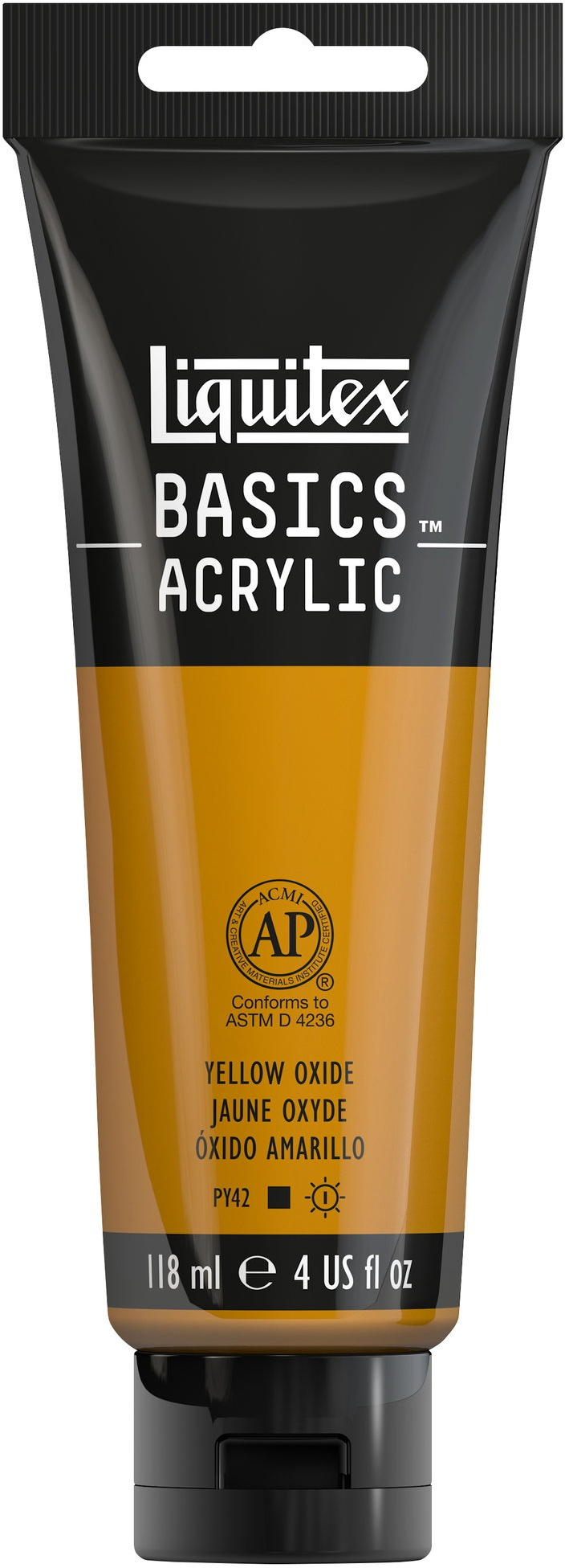 Basics Yellow Oxide