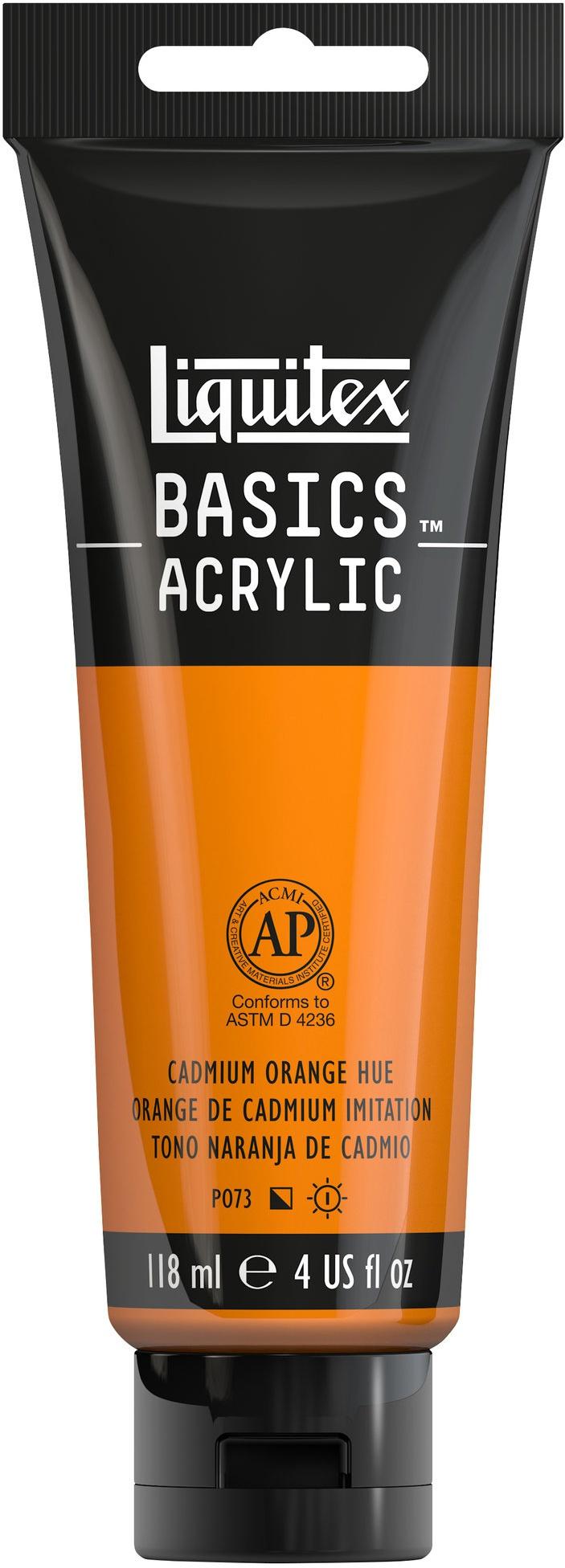 Basics Cadmium Orange Hue