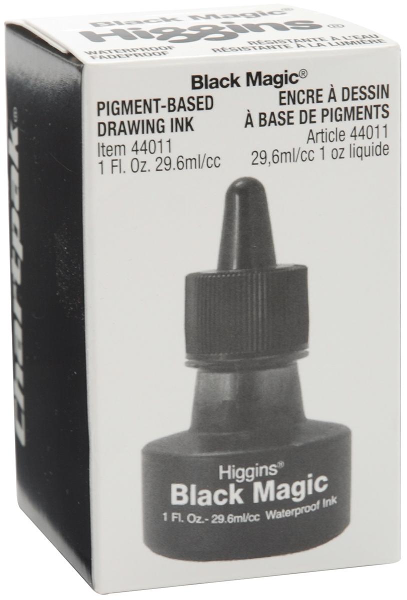 Higgins Black Magic Ink 1oz-