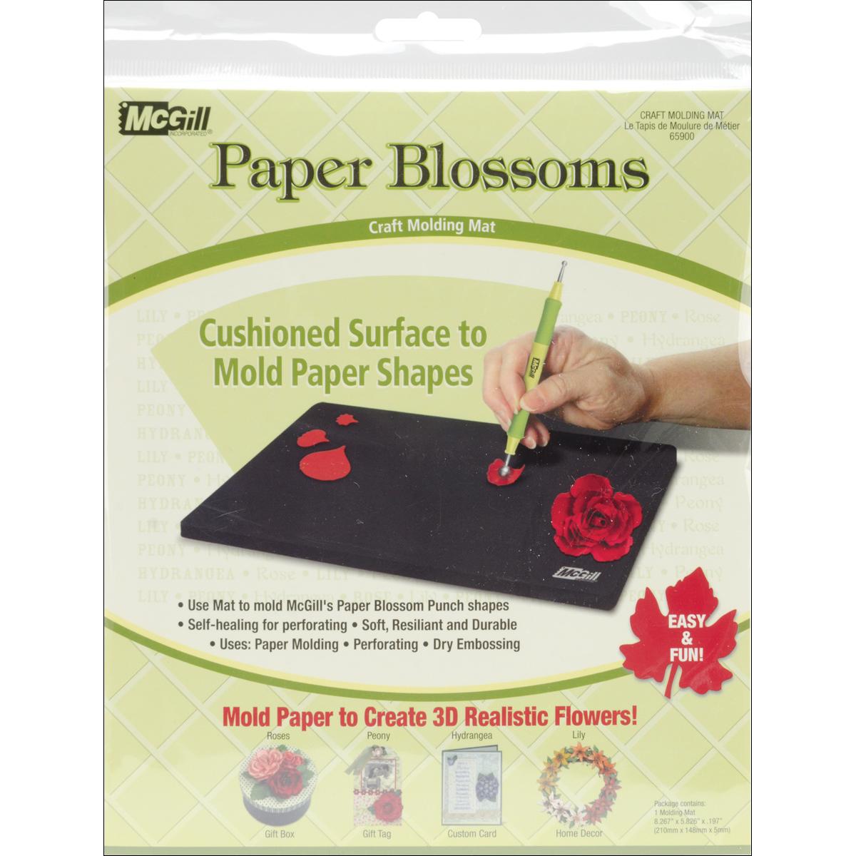 Craft Molding Mat - Paper Blos