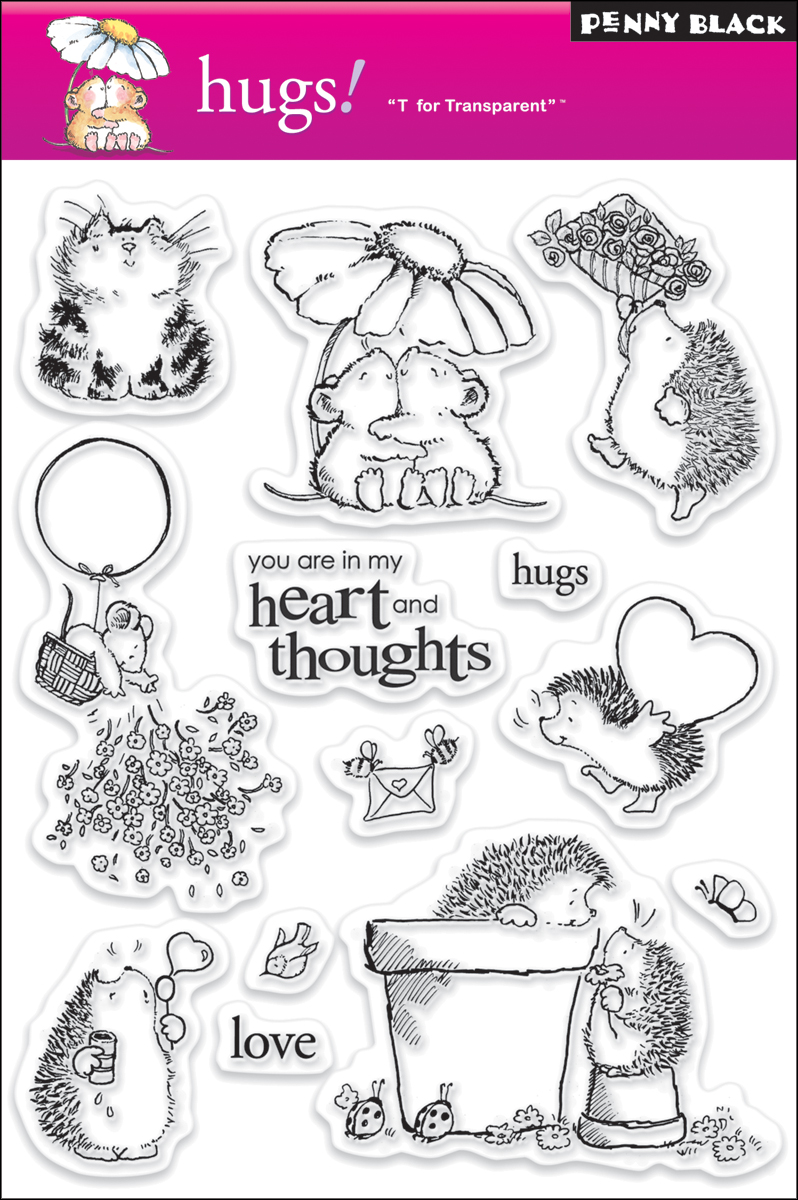 Hugs! Stamp Set