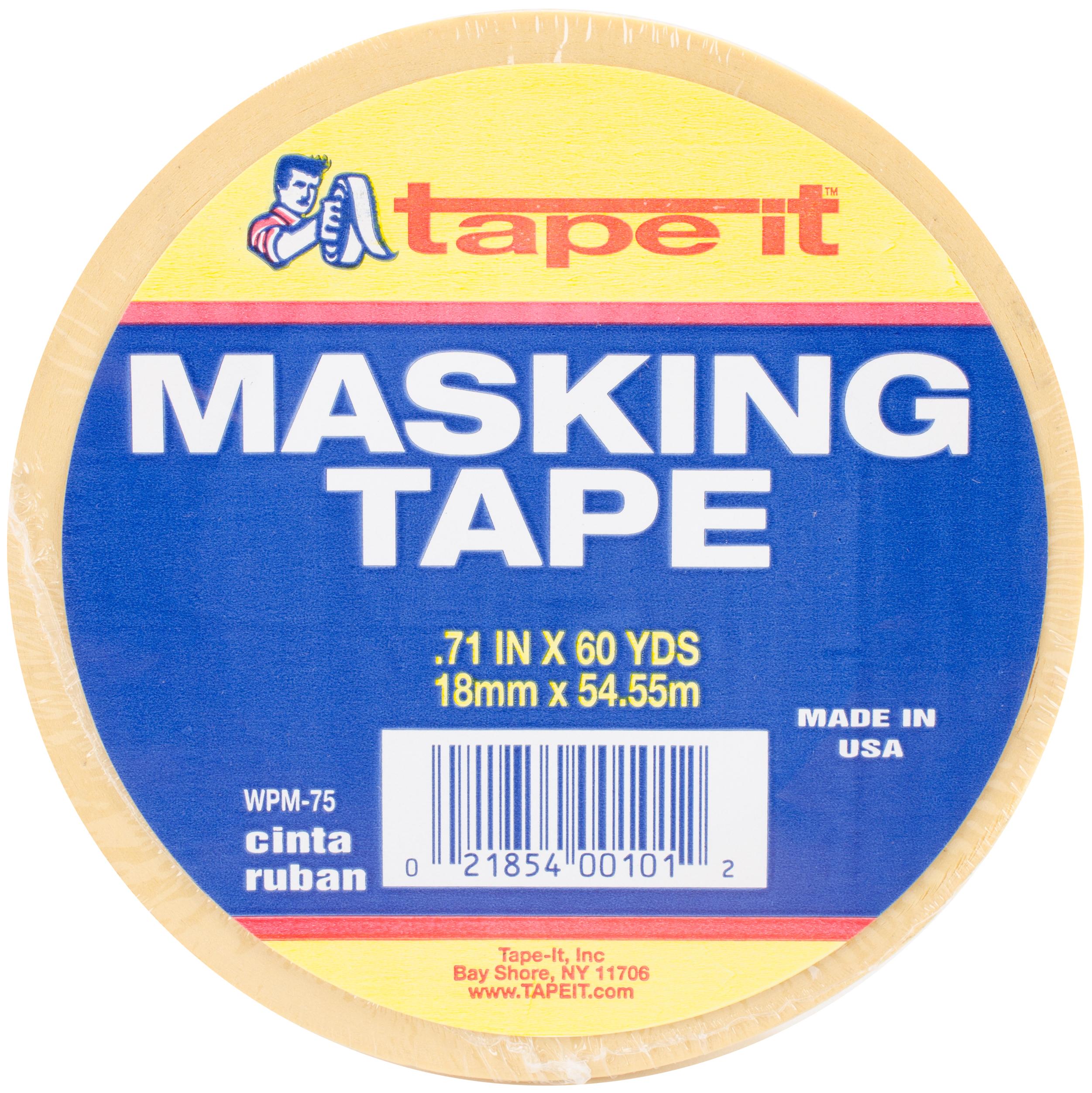 Masking Tape-.71X60yd