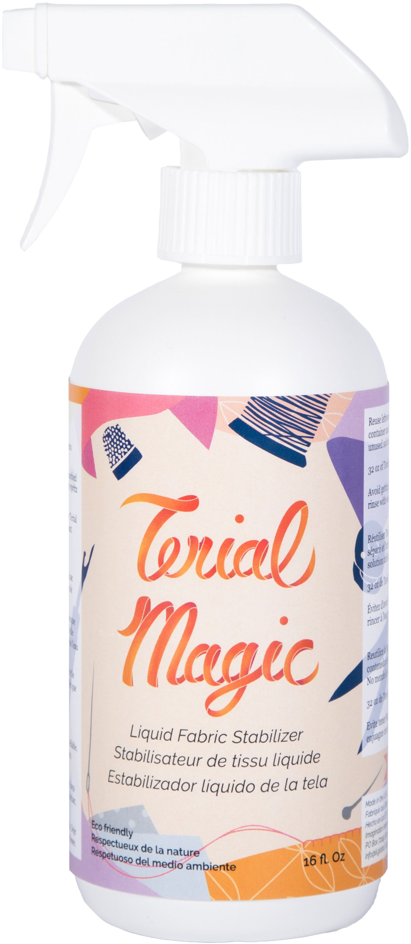 Terial Magic 16oz W/Sprayer-