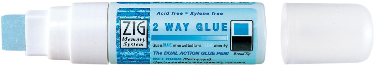 Zig 2-Way Glue Pen Jumbo Tip