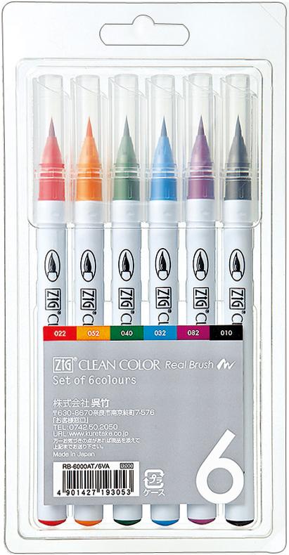 Zig Clean Color 12pc