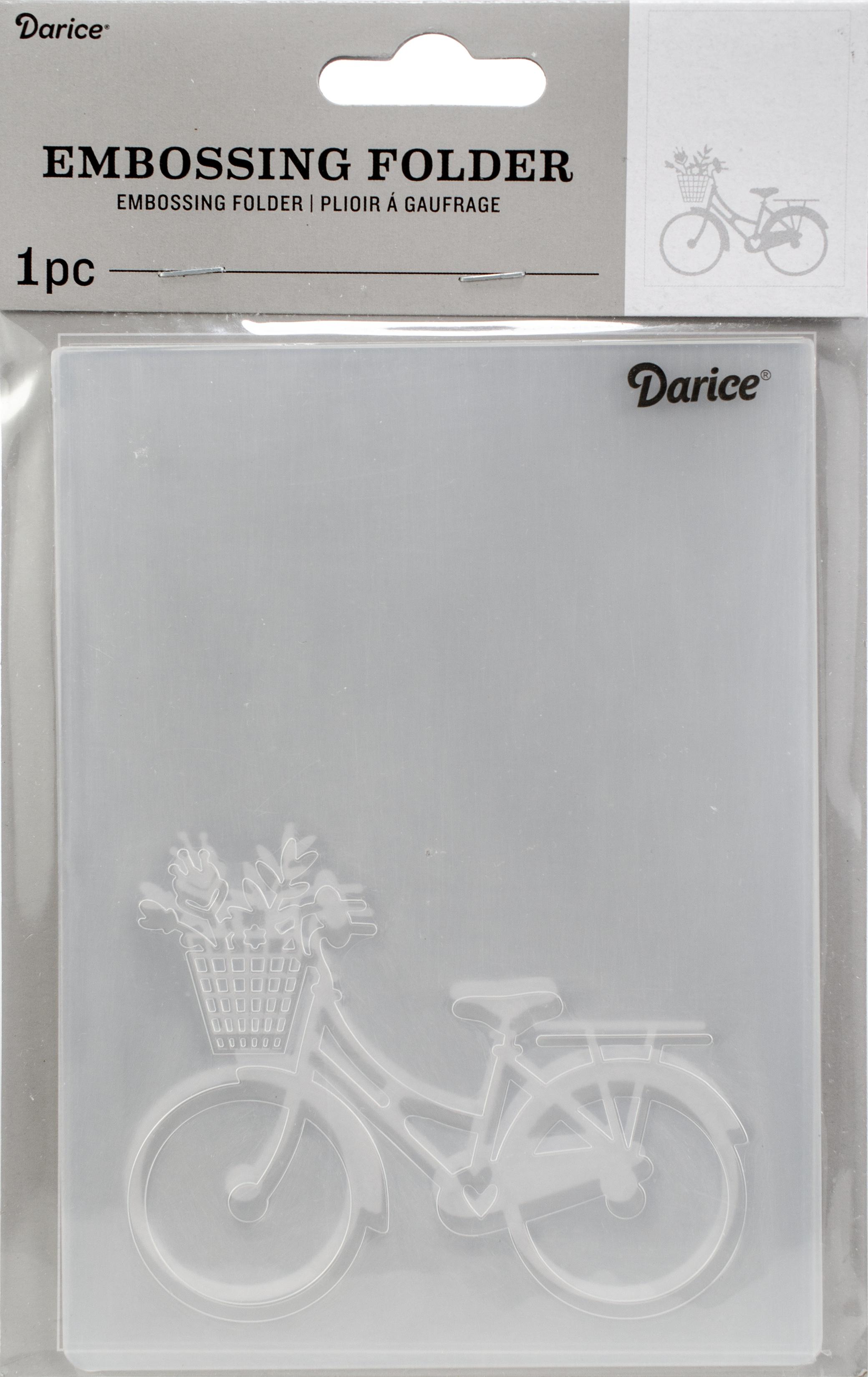 Darice bicycle folder