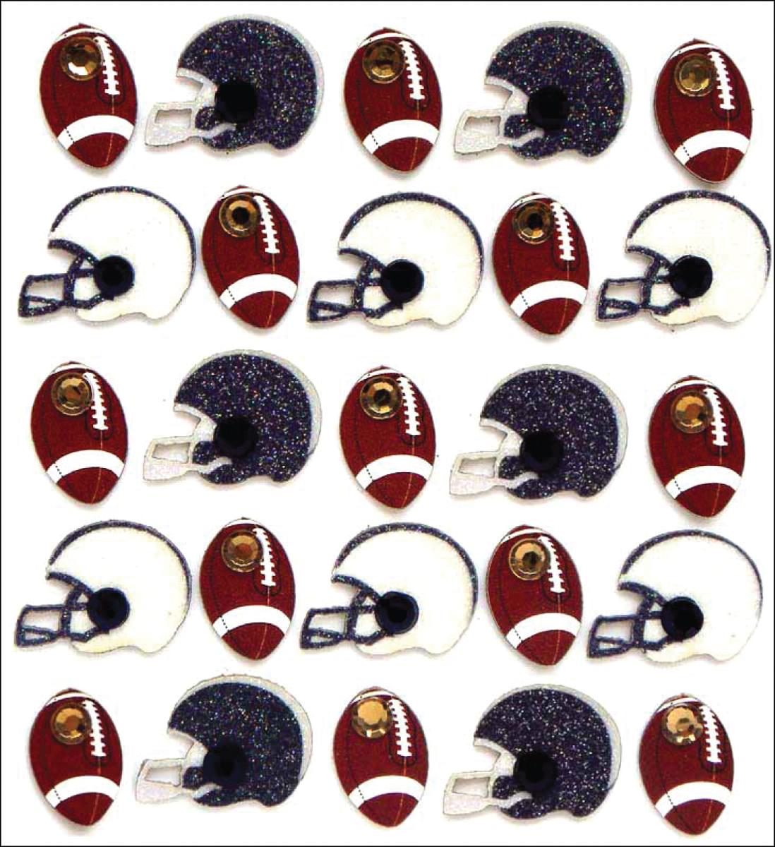 Jolees Football And Helmets