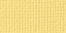 AC Cardstock - Banana, 5/pkg - Textured, 12x12