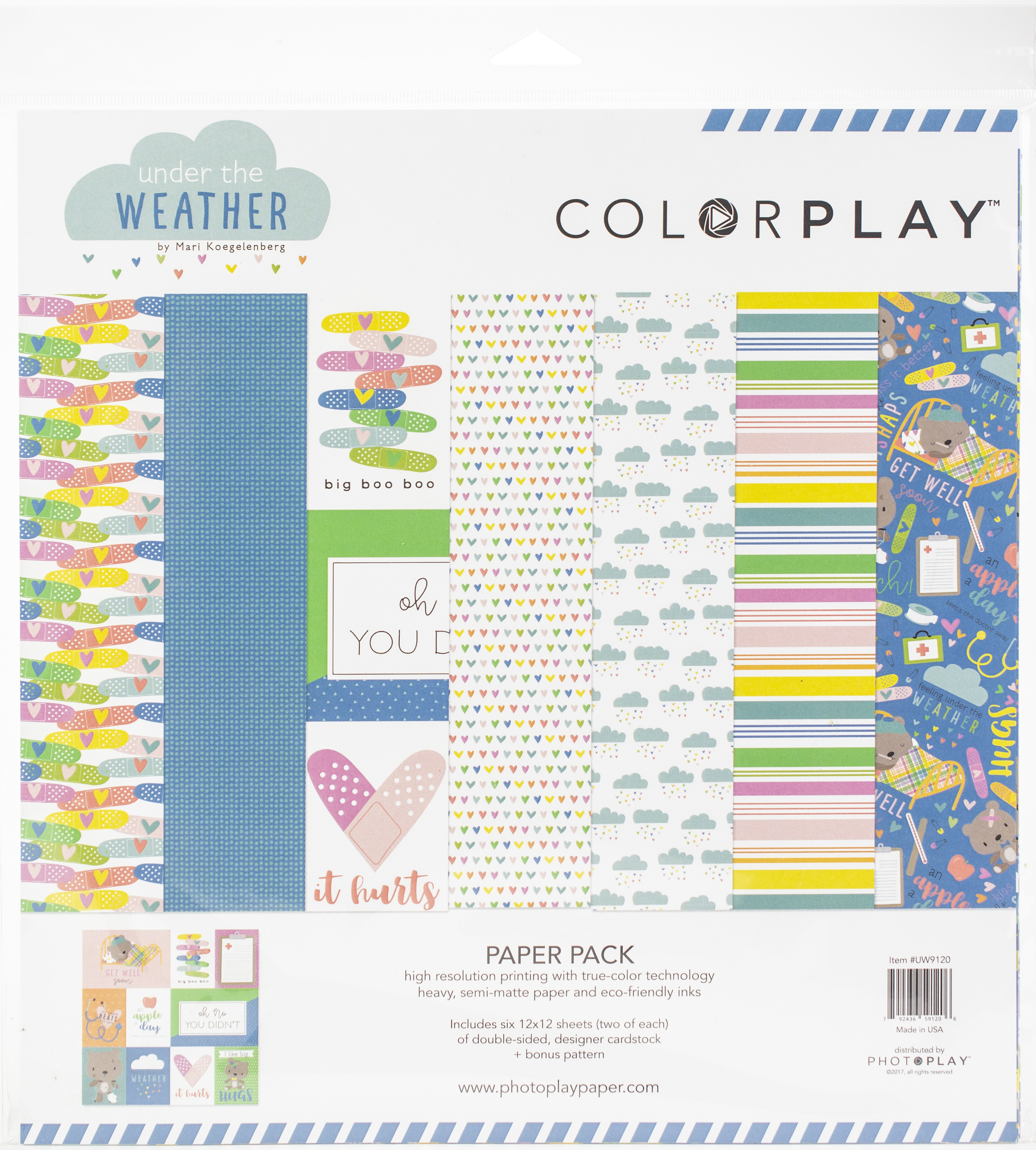 ColorPlay Collection Pack - Under The Weather
