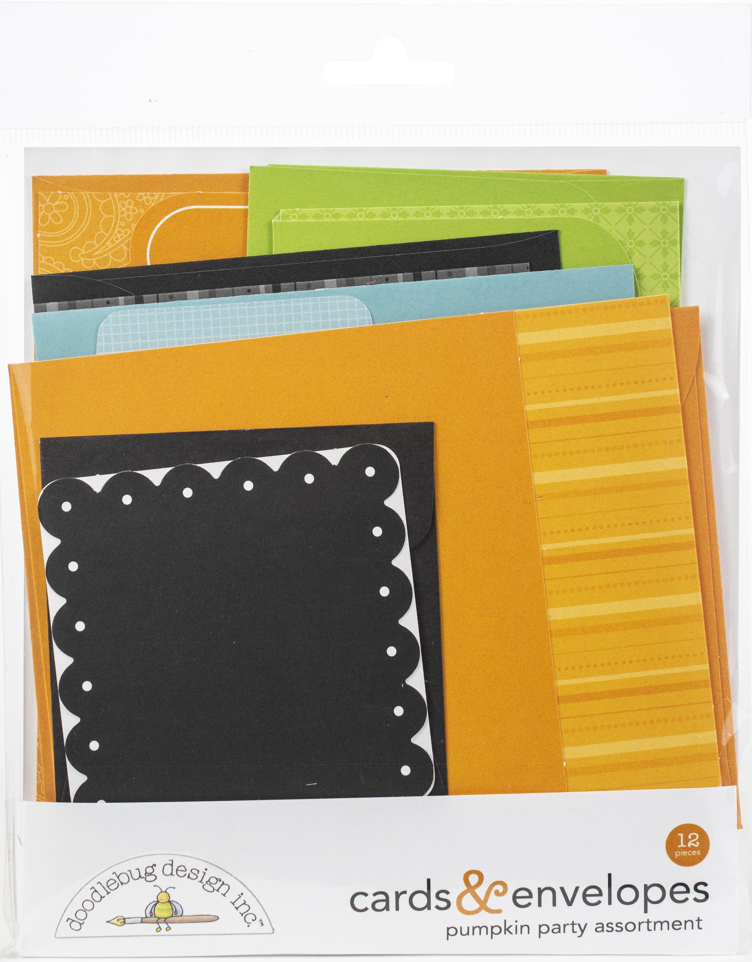 PUMPKIN PA-CREATE A CARD KIT