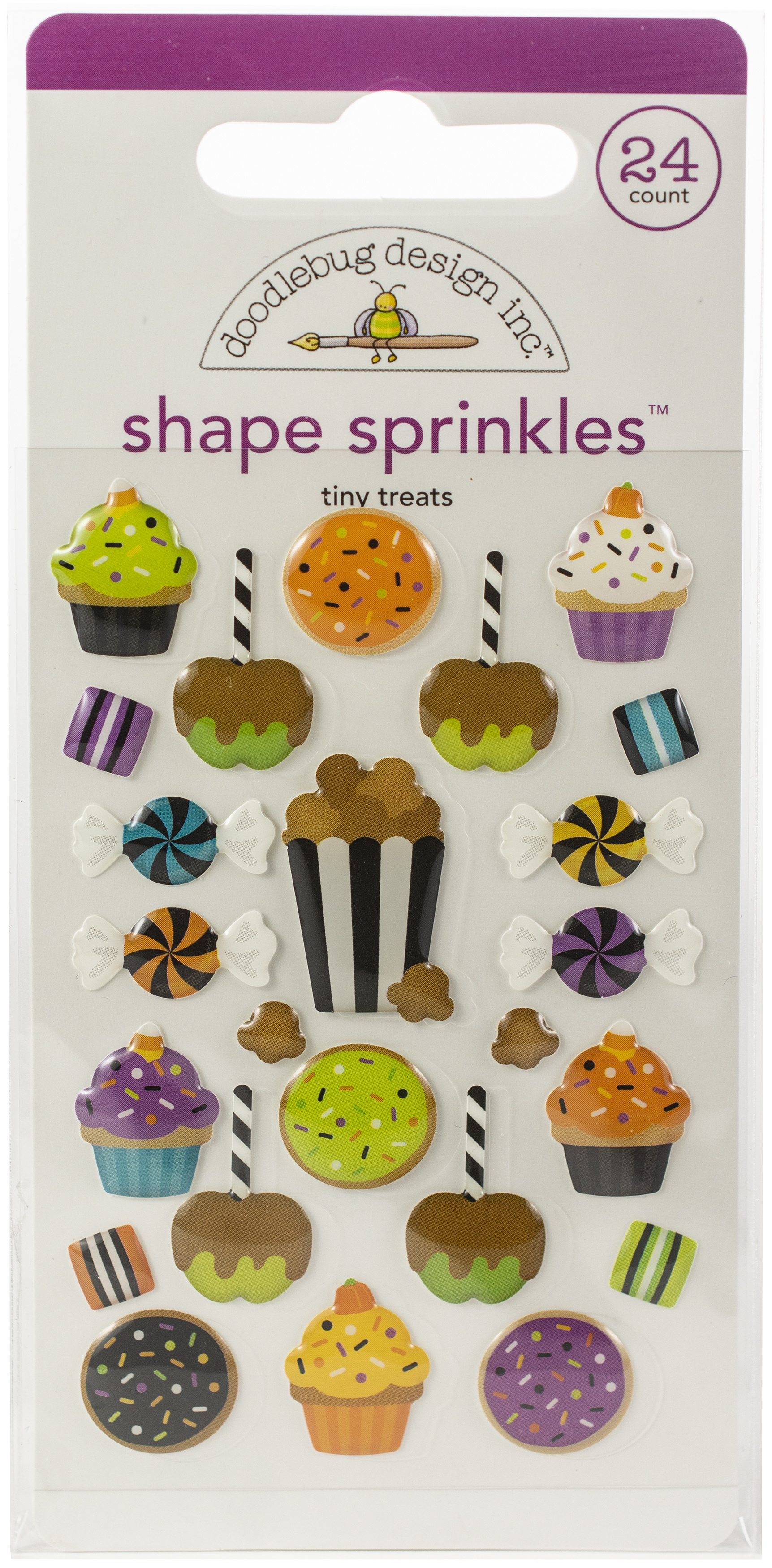 Shape Sprinkles - Tiny Treats