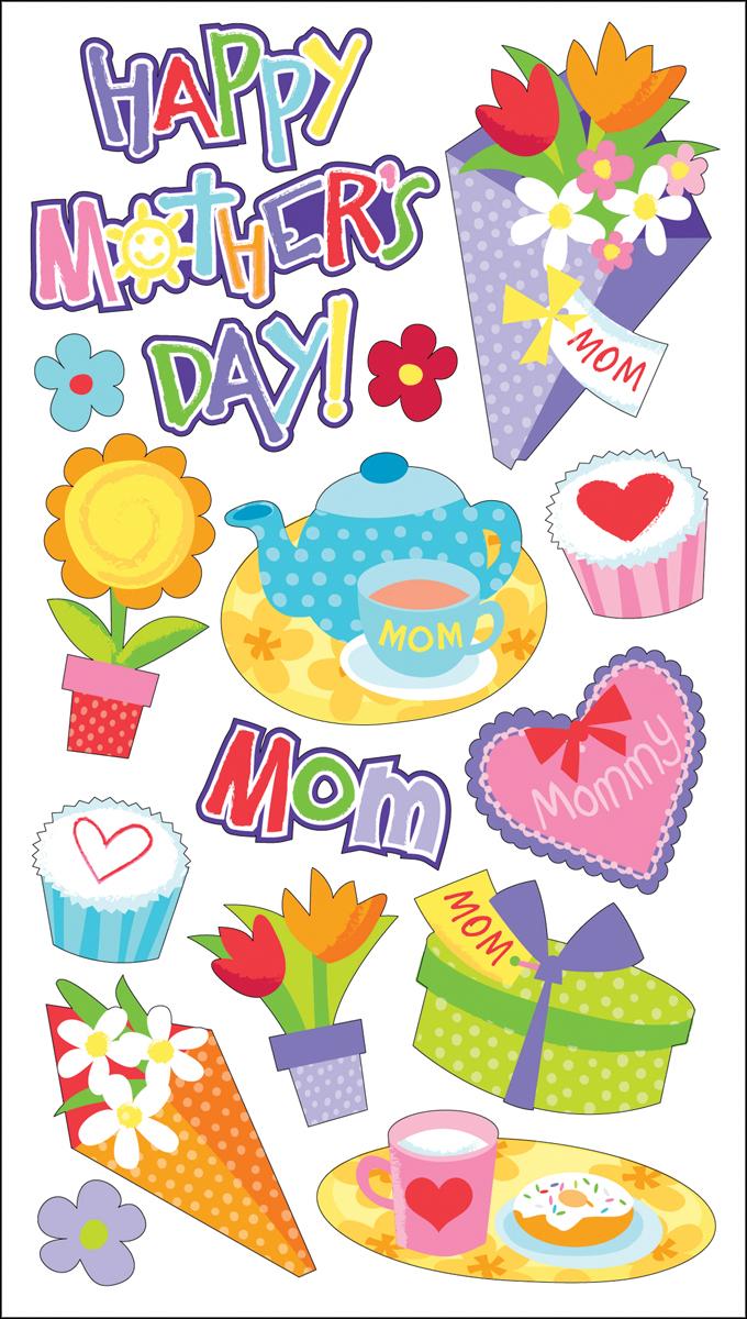Sticko Family Mother'S Day Epoxy